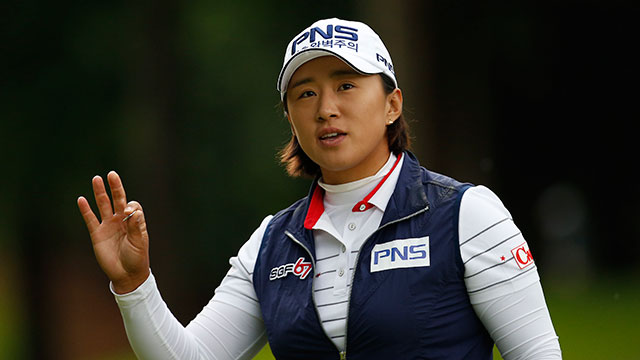 Yang charges up leaderboard on moving day