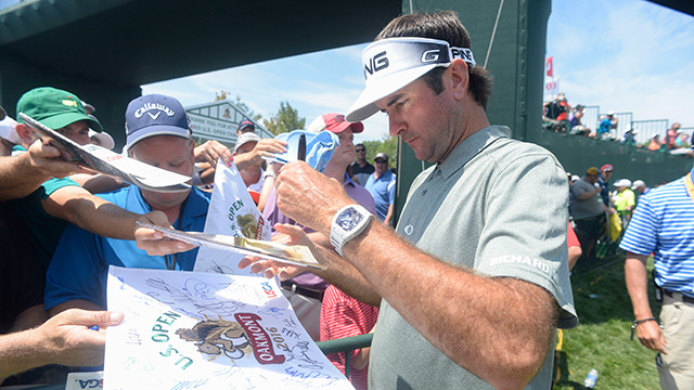 Bubba Watson says he's 100 percent committed to playing Olympics