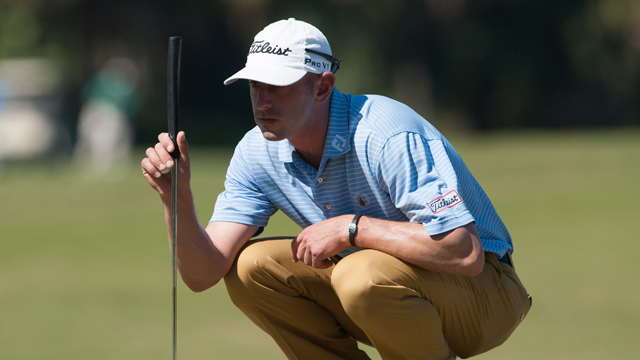 Zac Oakley (65) leads Event No. 6 of PGA Tournament Series Presented By Golf Advisor