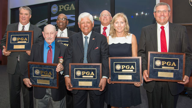 Lee Trevino leads 2015 class into PGA of America Hall of Fame