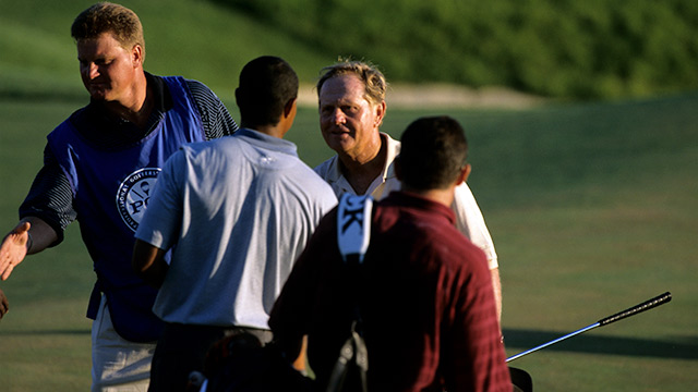 Jack Nicklaus talks Tiger Woods and his Banyan Cay Resort & Golf Club project