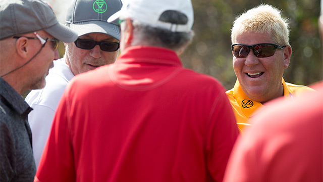 John Daly and Fred Couples highlight the Chubb Classic field