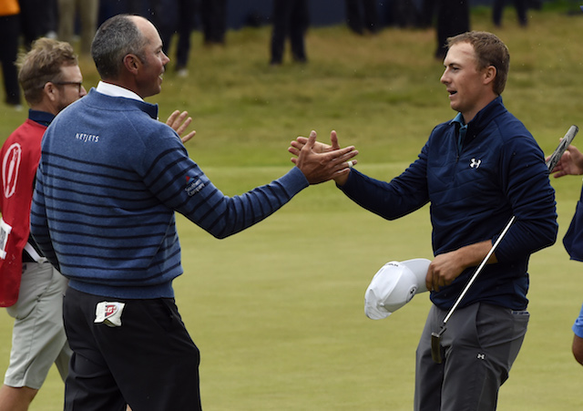 Matt Kuchar still chasing major with second place finish at the Open Championship