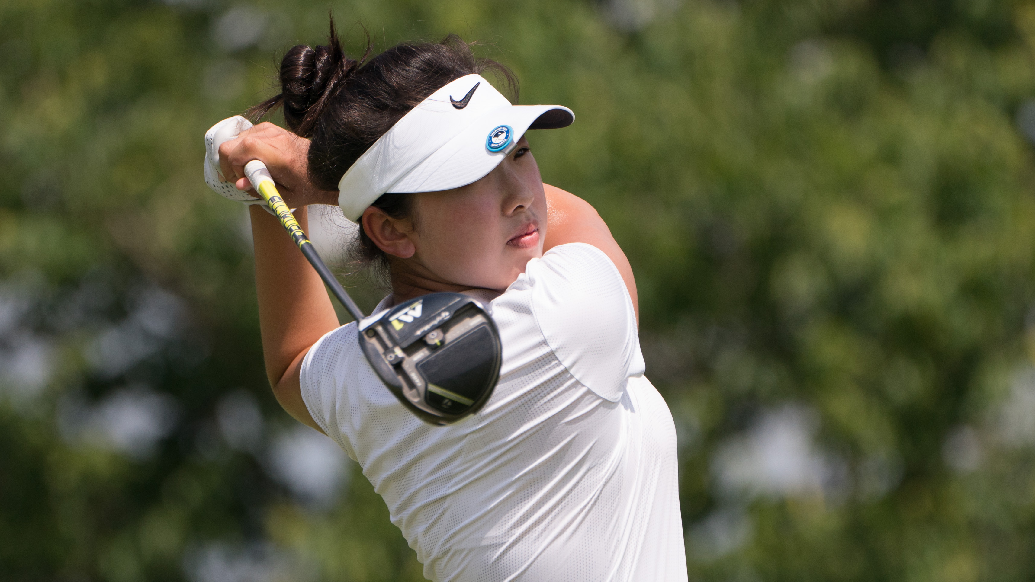 Yealimi Noh looking for redemption after last year's second-place finish at Girls Jr. PGA Champ