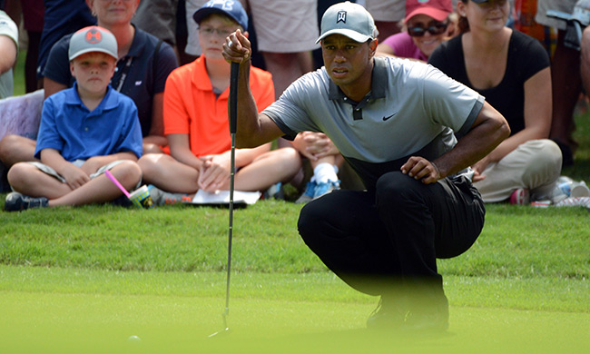 Tiger Woods to write book on 1997 Masters