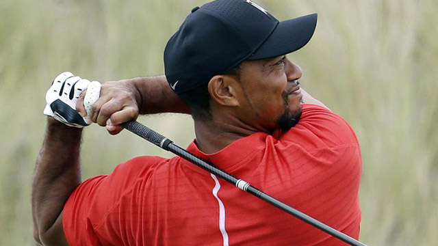 Tiger Woods wants to compete again, but he's in no hurry