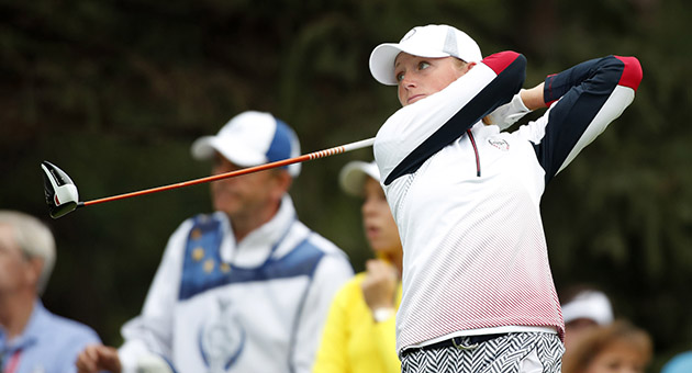 Stacy Lewis in position to make big hurricane donation at Cambia Portland Classic