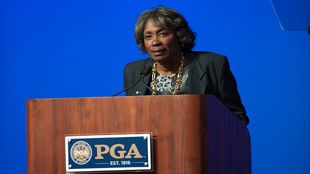 Renee Powell inducted into the PGA of America Hall of Fame