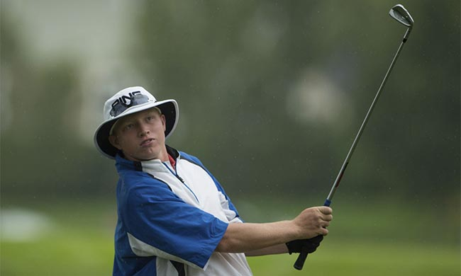 Junior PGA Championship: Vance & Vick tied for Boys' lead; Girls' division washed out