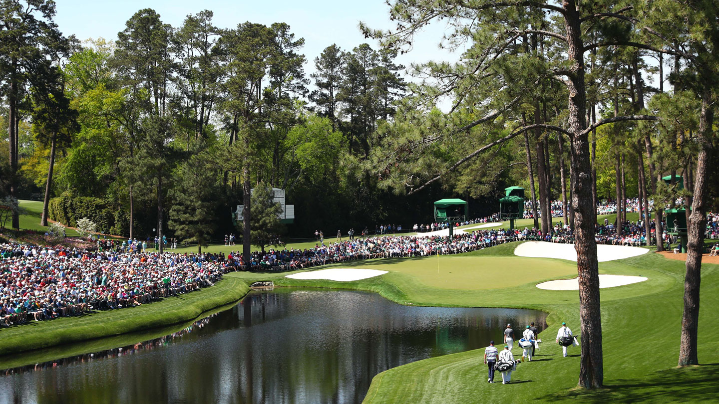 Field list for the inaugural Augusta National Women's Amateur