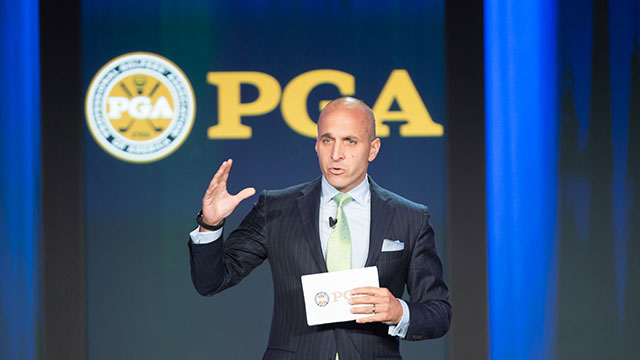 PGA of America Extends Contract of Chief Executive Officer Pete Bevacqua