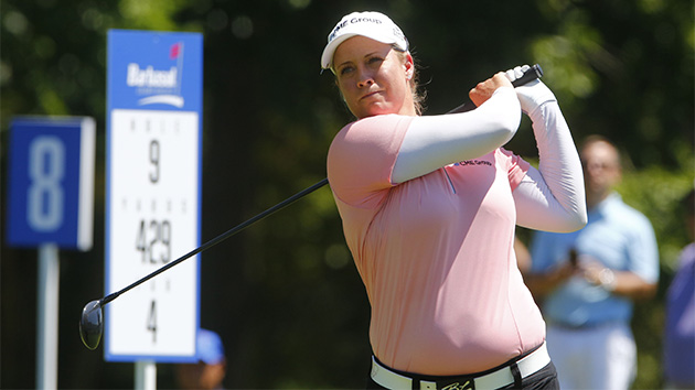 Brittany Lincicome shoots 78 in first round of PGA Tour's Barbasol Championship
