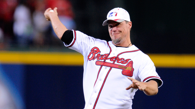 Chipper Jones uses golf to fill competitive void after baseball