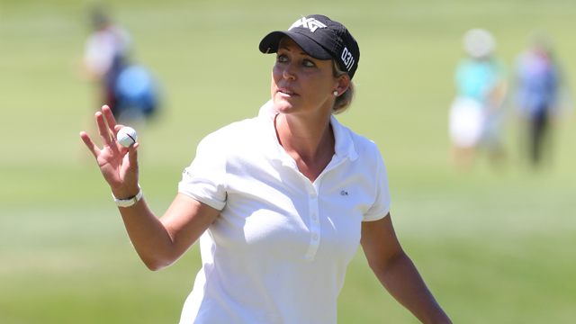 Cristie Kerr compiling an impressive career, 1 trophy at a time