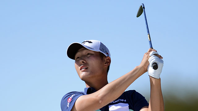 Danny Lee takes three-shot lead into final round of Phoenix Open