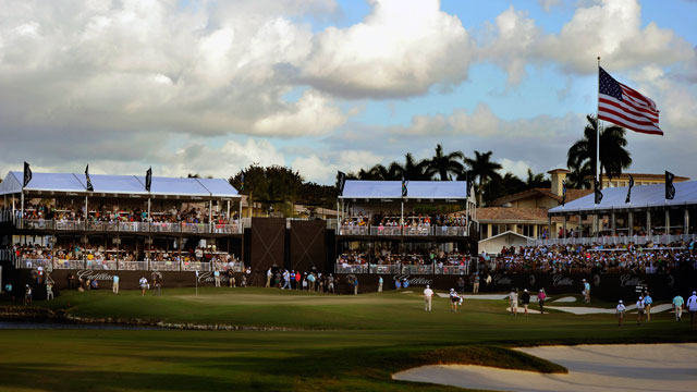 Softer conditions at Doral could make it harder for long hitters