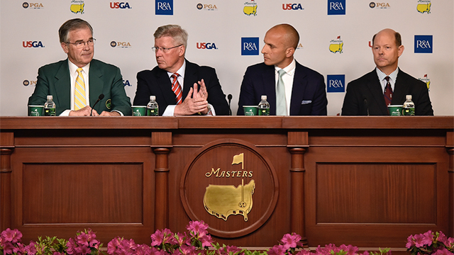Gold medalists exempt for PGA Championship and KPMG Women's PGA Championship