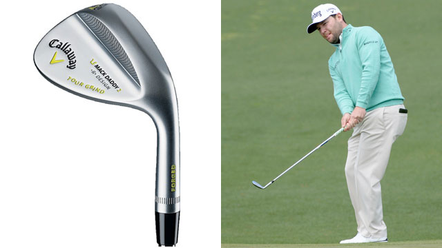 How much are Branden Grace's wedges worth?