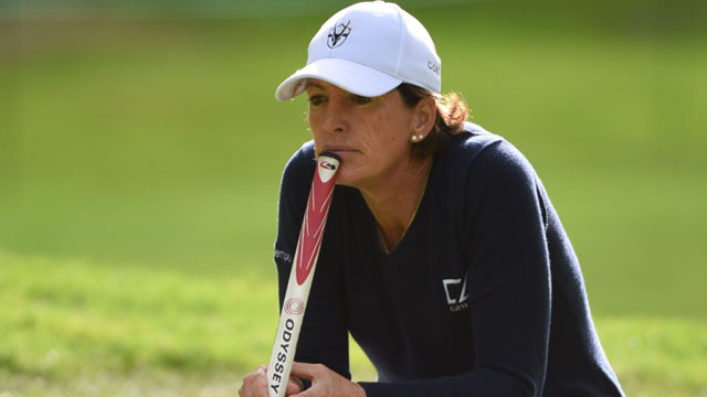 Juli Inkster leans on greats in variety of sports for Solheim Cup advice