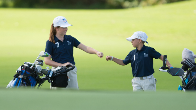 Why you should try out PGA Jr. League's team format