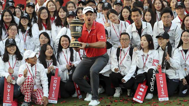Justin Rose keeps alive his streak of winning every year since 2010