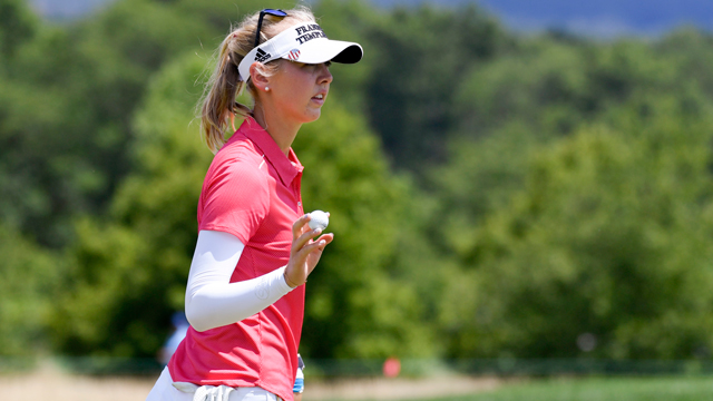 Jessica Korda holds off Lexi Thompson to win Honda LPGA Thailand