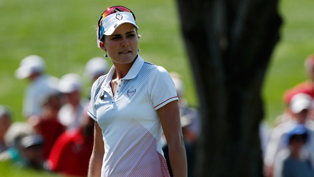 Lexi Thompson misses out on year of LPGA dominance