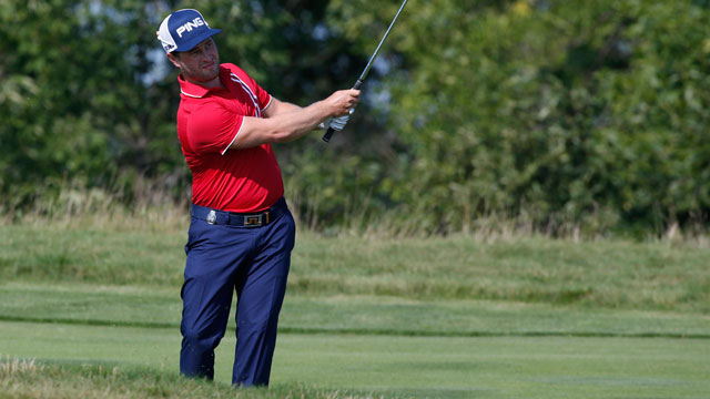 David Lingmerth leads by one after 68 at Australian PGA Championship