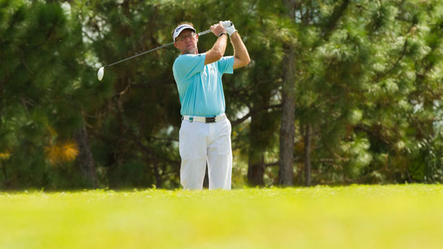 Alan Morin shoots 66 to lead PGA Assistant Champ'ship after 18 holes