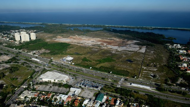 State prosecutor asks that work on Olympic golf course in Rio be halted