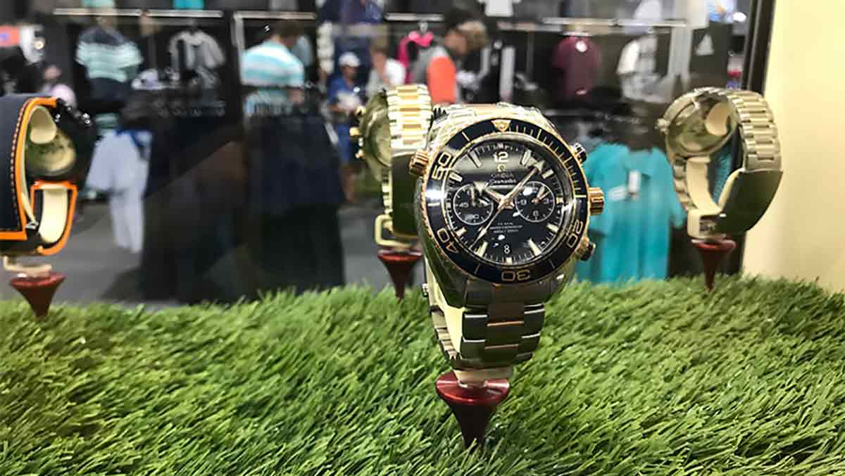 PGA Championship 2018: There's a 17K watch for sale at Bellerive. Here's that and our other favorites.