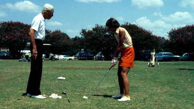 Legendary instructor Harvey Penick still looms large at Austin CC
