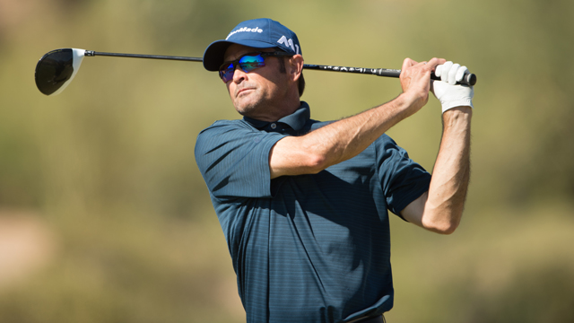 Defending champ Steve Schneiter takes lead into weekend at Senior PGA Professional Championship