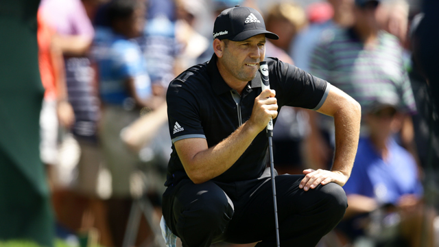 A matured Sergio Garcia brings new perspective to Tour Championship