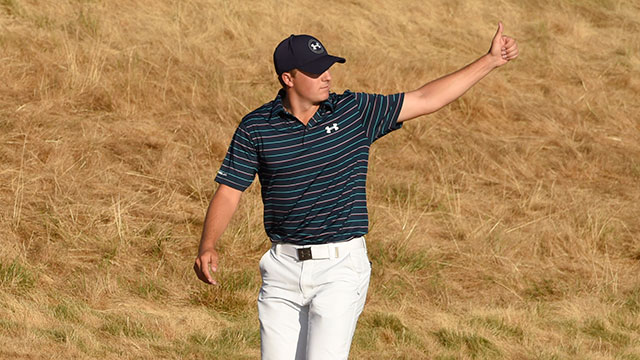 Notes: Spieth's on a record-setting pace