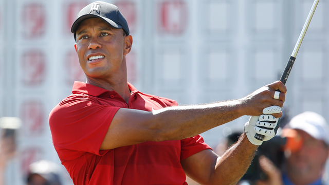 Tiger Woods announces he'll play his DC-area event for first time since 2015