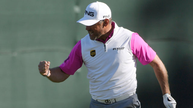 Lee Westwood and Dustin Johnson buoyed by strong Masters showings