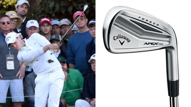 How much are Danny Willett's irons worth?